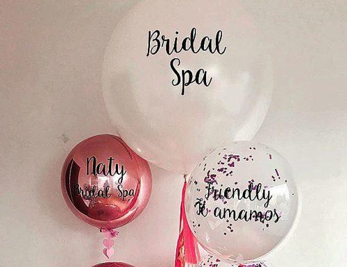 bridal shower alternatives spa day relax
