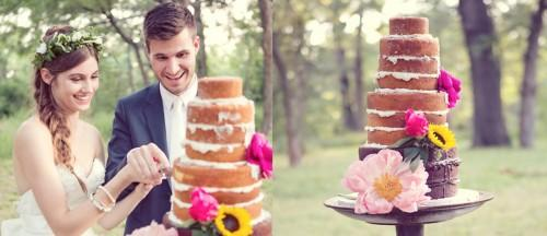 Get Naked (Cake) For Your Wedding Day