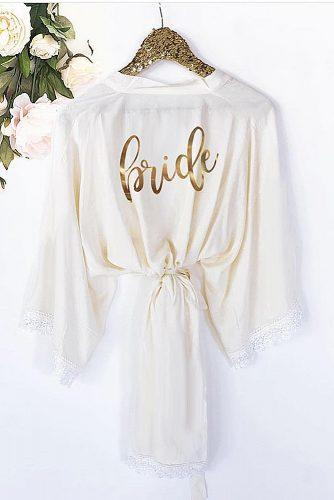 bachelorette party gifts bridal robe