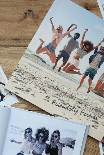 bachelorette party gifts memory gift photos