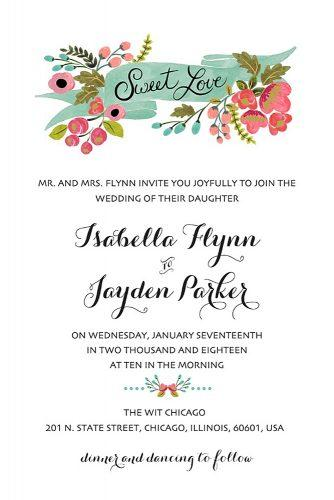 diy wedding invitations audrey free printable wedding invites