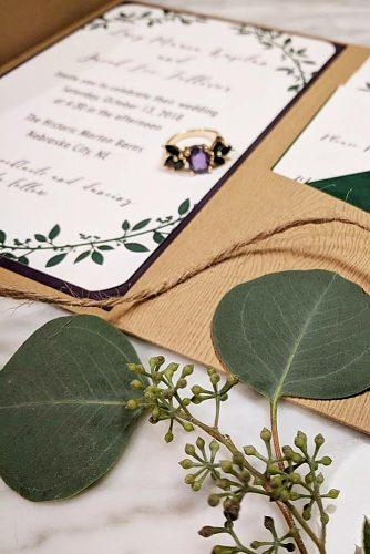 diy wedding invitations rustic wedding invitations flowers