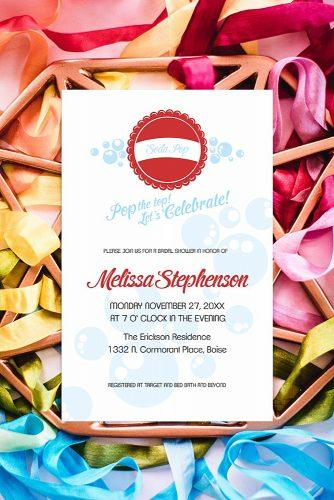 diy wedding invitations soda pop free printable wedding invites