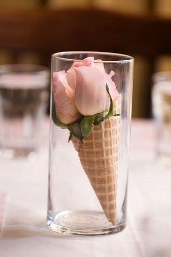 unique wedding reception deas diy table decor centerpieces