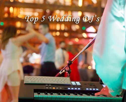 wedding dj party wedding