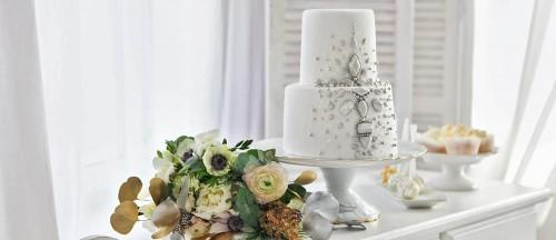 Wedding Cake Shapes From Round To Heart