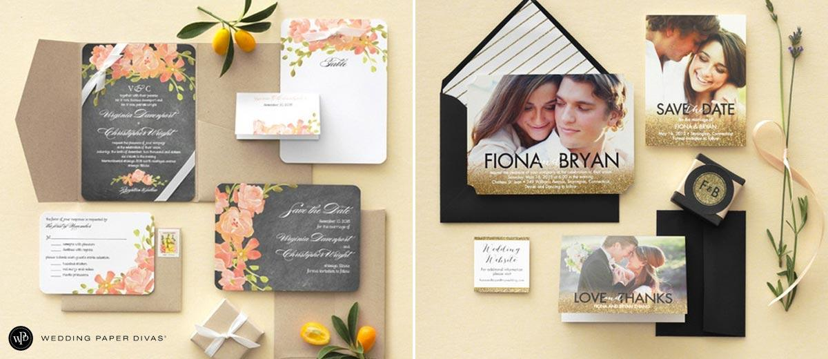 Wedding Stationery Guide What to Get Send When