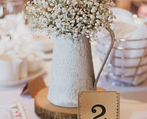 modern wedding creative centerpieces
