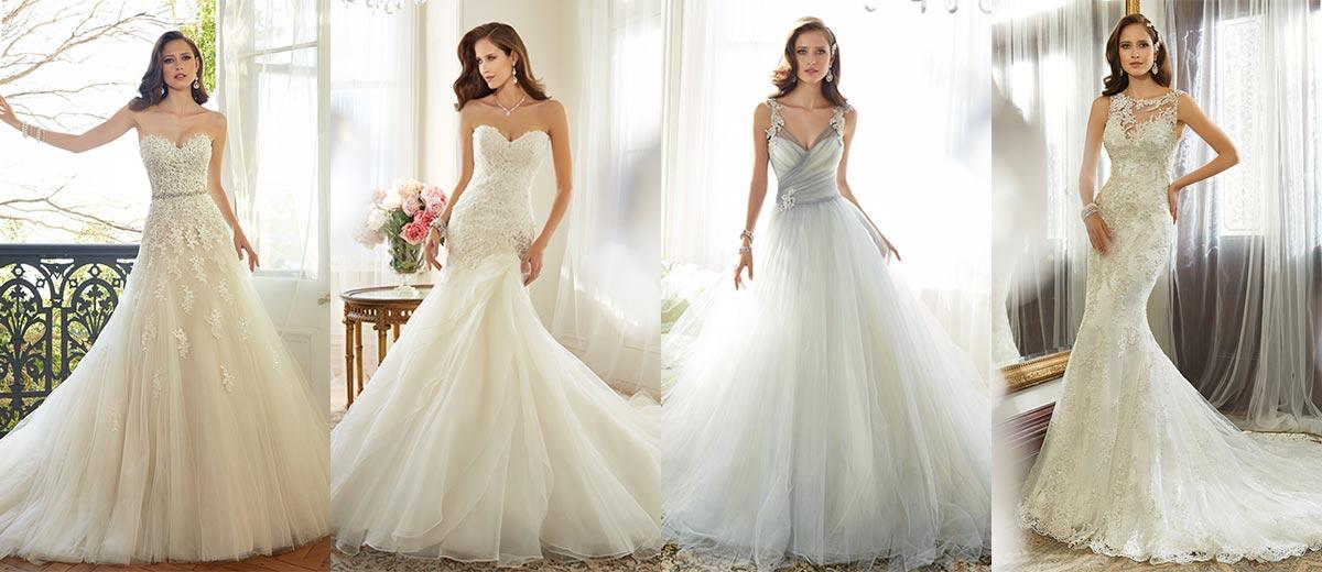 Wedding Gowns Spring 2015: Our Favourite From Sophia Tolli
