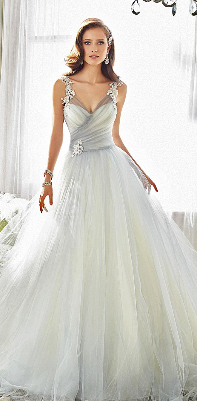 Nightingale Wedding Dress From Sophia Tolli