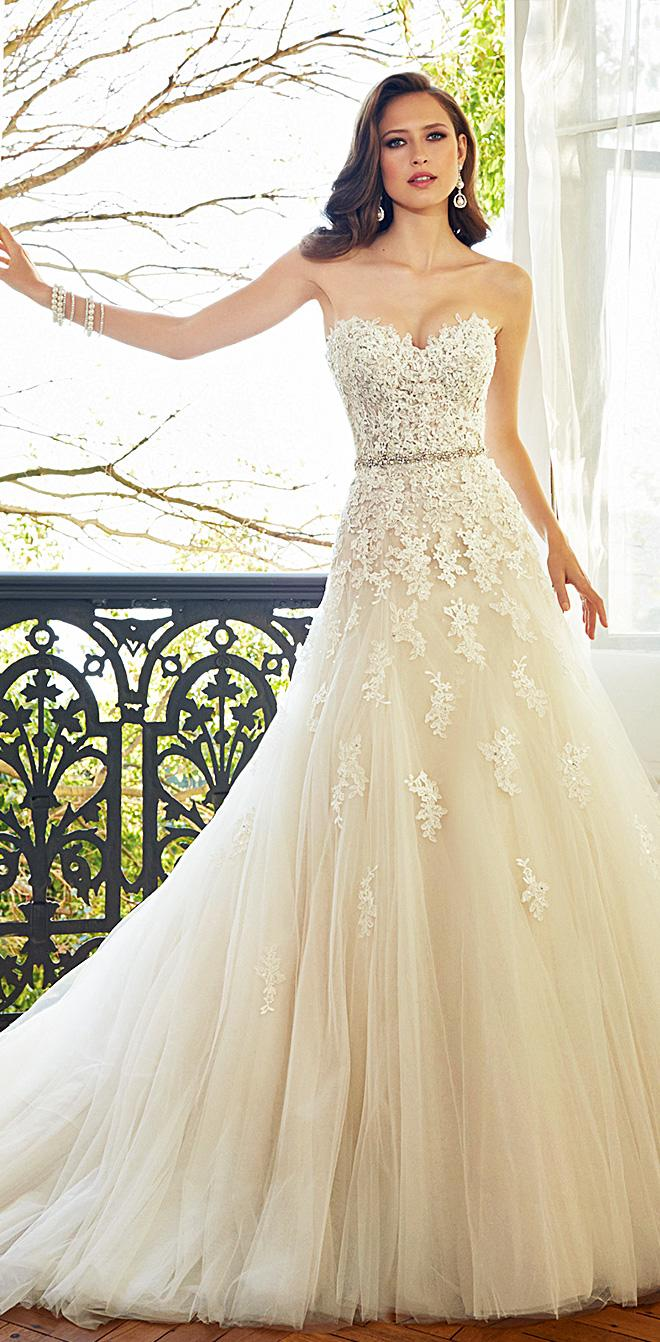 Prinia - Sophia Tolli Wedding Gown