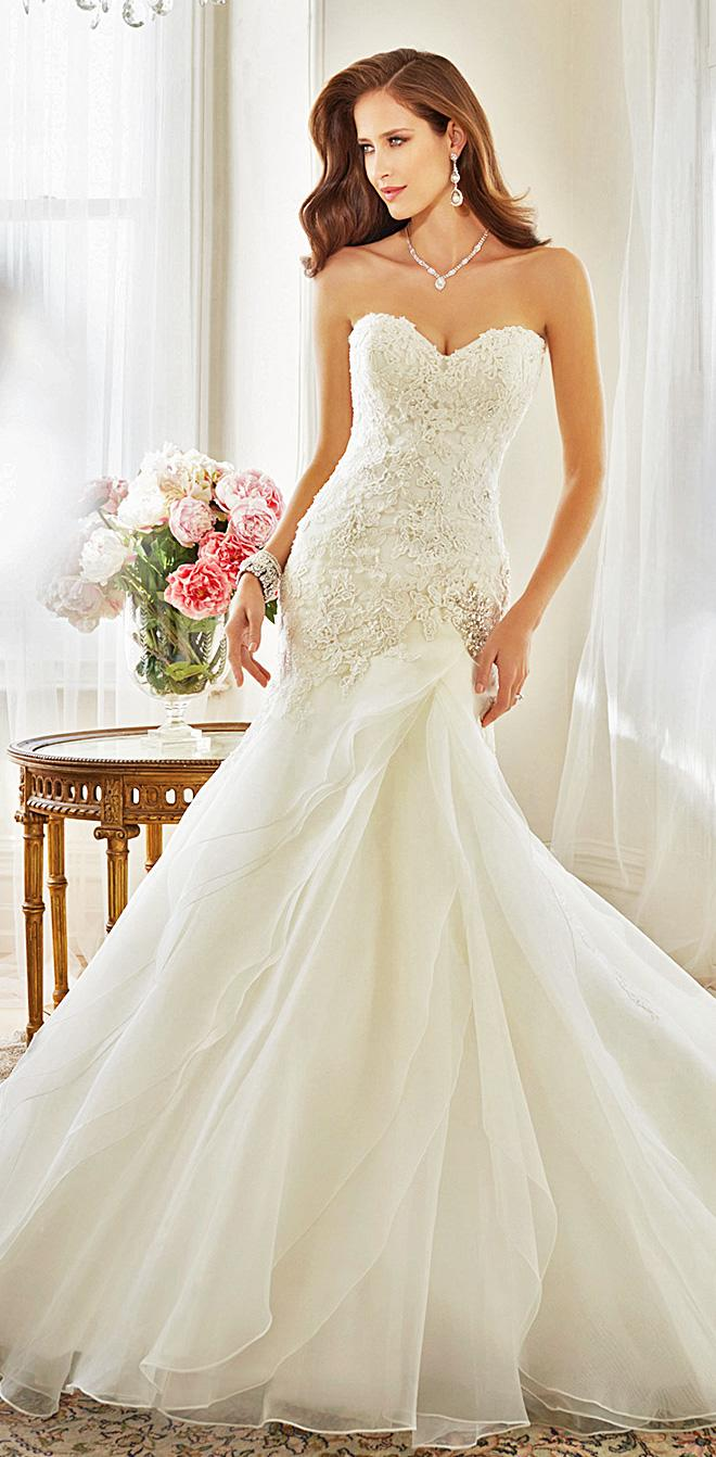 Lark - Sophia Tolli Wedding Gown