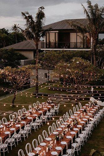 cheap wedding venues boho wedding backyard wedding