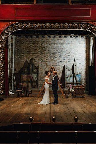 cheap wedding venues theatre wedding