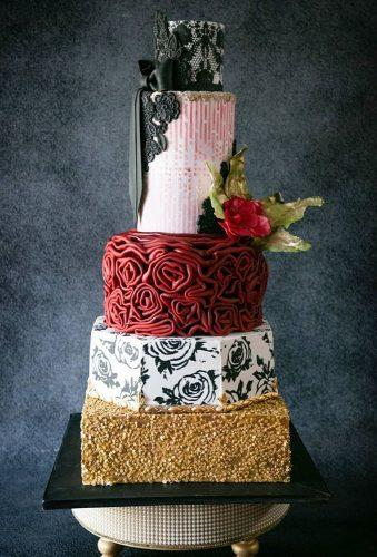 45 Simple Elegant Chic Wedding Cakes Wedding Forward