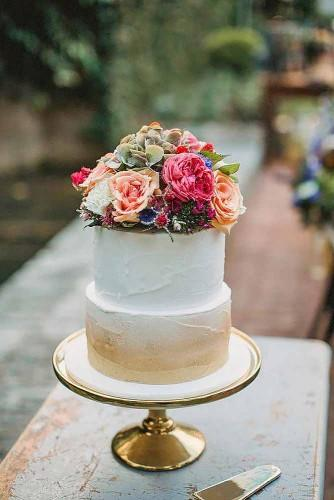 small wedding cakes with big style 1