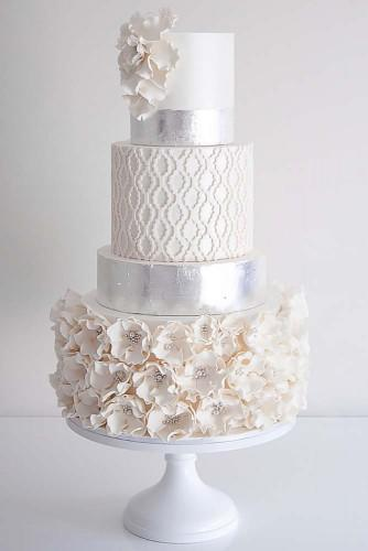 cake ideas simple elegant chic 13
