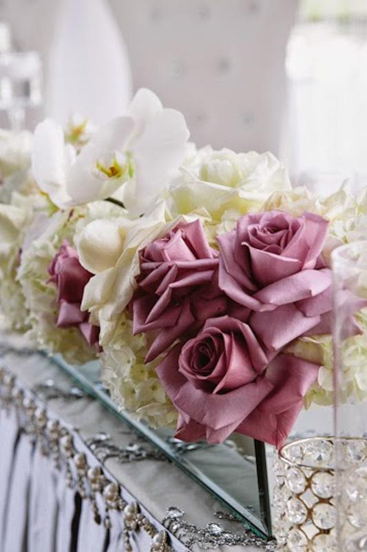 Wedding Table Decorations - Centerpiece