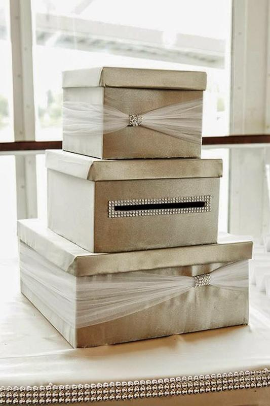 Wedding Gift Boxes for Money Gifts