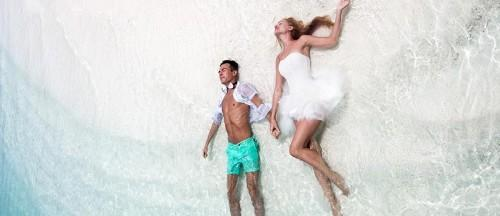 10 Stunning Beach Wedding Photos