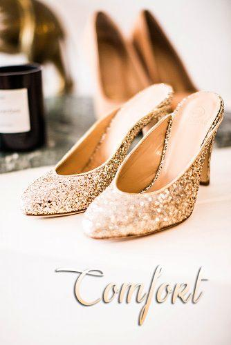pregnant bride comfort wedding shoes