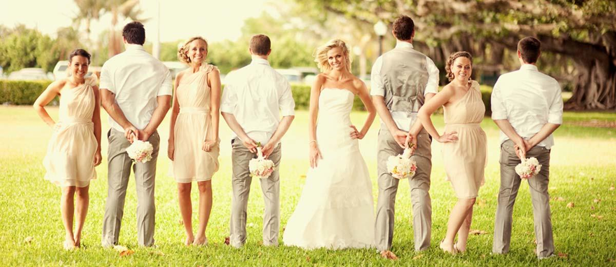 what brides must tell their bridesmaids