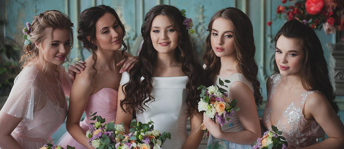 hottest bridesmaids hairstyles ideas featured