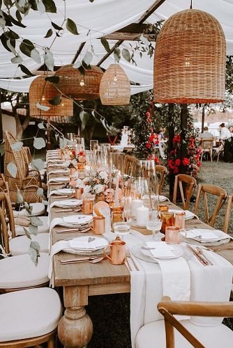 simple wedding ideas wedding reception ideas