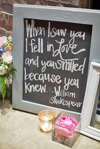 wedding signs diy chalkboard wedding sign