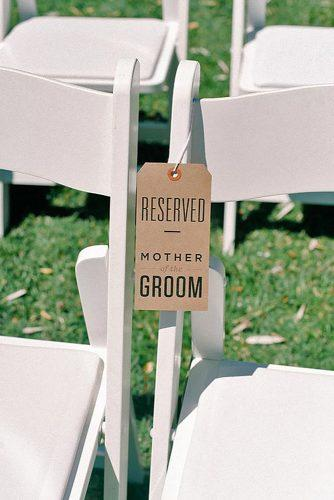 wedding signs wedding seating signage for mother of the groom