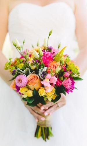 24 gorgeous wedding bouquets mary costa photography