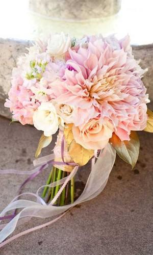 24 gorgeous wedding bouquets poppies-posies event
