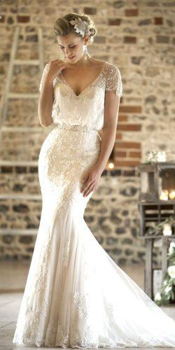 lace vintage wedding dresses 6
