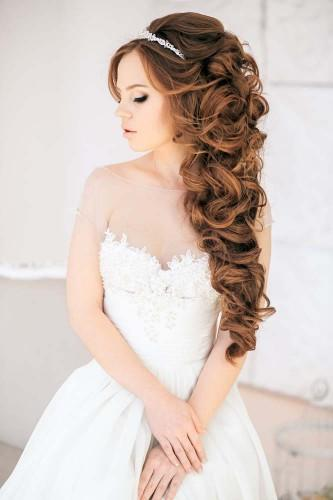27 Gorgeous Wedding Hairstyles For Long Hair In 2019: 72 Best Wedding Hairstyles For Long Hair 2019