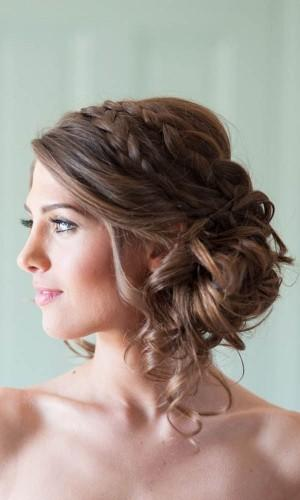 most romantic bridal updos & wedding hairstyles