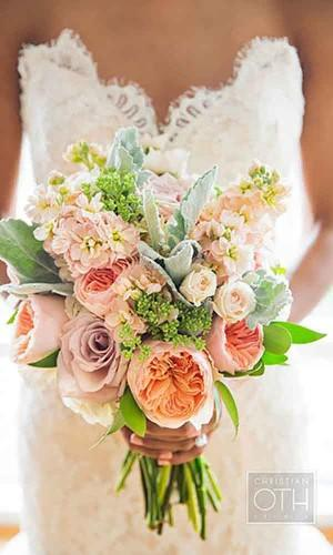 24 gorgeous wedding bouquets christian oth studio