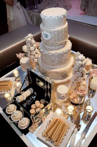 24 vintage to modern wedding dessert table ideas 5ive 15ifteen photography