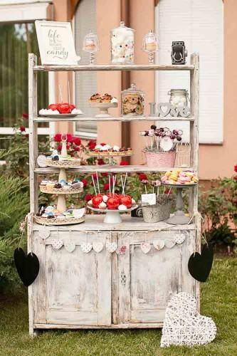 24 vintage to modern dessert table ideas camelia photography