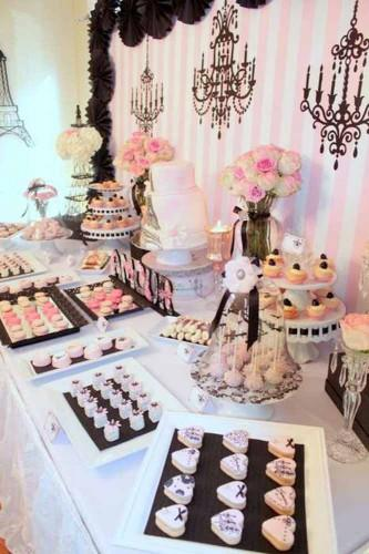 24 vintage to modern wedding dessert table ideas catchmyparty-com