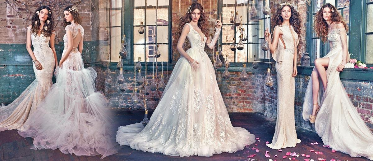 Wedding Dresses By Galia Lahav - 2016 Favourites Les Reves Bohemians