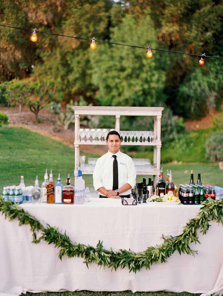 diy wedding coctail bar guide & how to erich mcvey photography