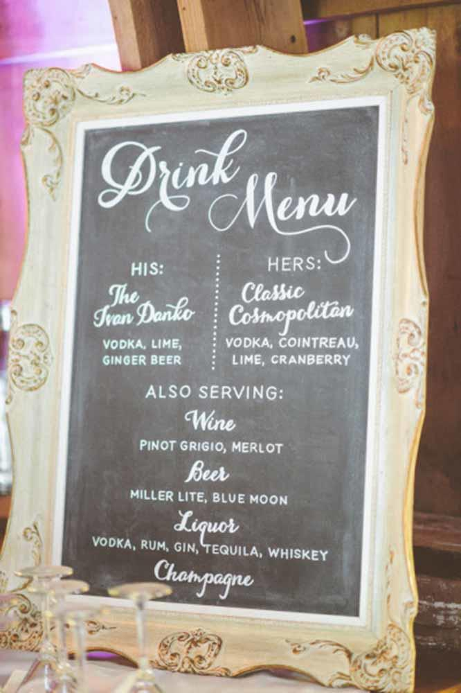 diy wedding coctail bar guide & how to photography paper antier