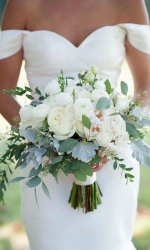 gorgeous summer wedding bouquets 7