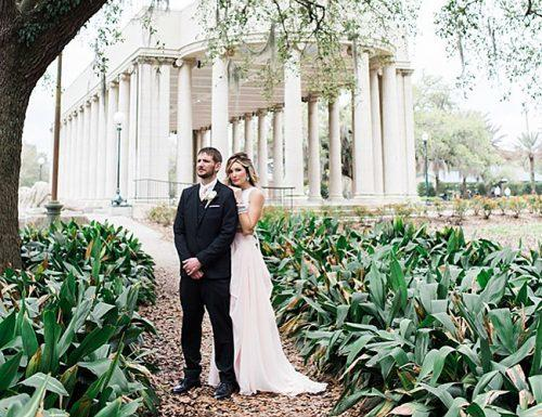 how to plan an outdoor wedding city park ceremony