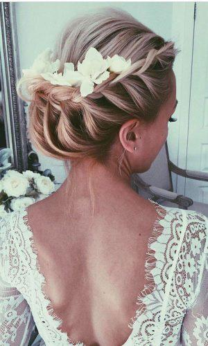 romantic updo 21