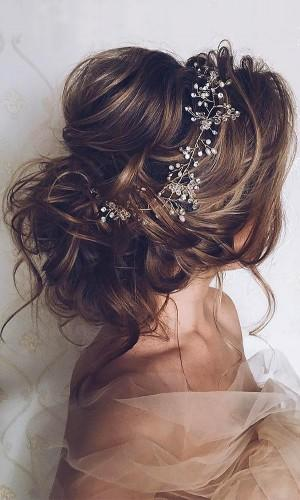 most romantic bridal updos & hairstyles