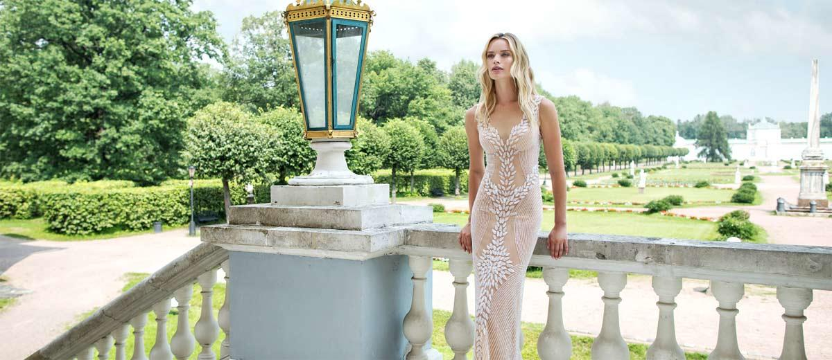 sexy lace wedding gowns