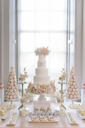 wedding dessert table ideas 32