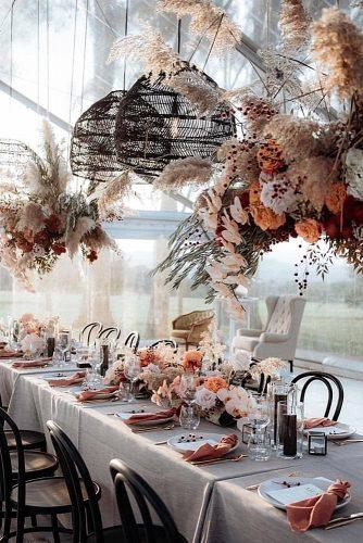 wedding themes chick boho