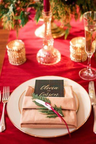 wedding themes christmas wedding